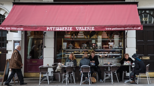 The deal includes 96 Patisserie Valerie outlets