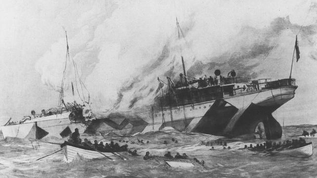 Century Ireland Ed 137 RMS Leinster