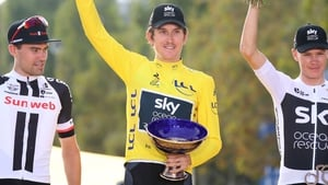 The team of reigning Tour de France winner Geraint Thomas are in search of a new owner