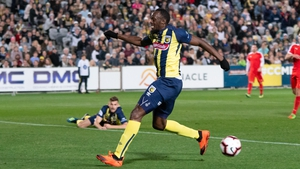 Usain Bolt has been on trial with the New South Wales club