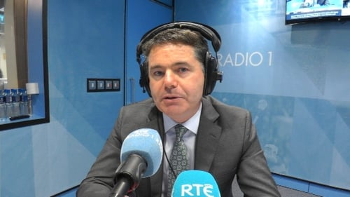 Paschal Donohoe says a valuation based local property tax will continue