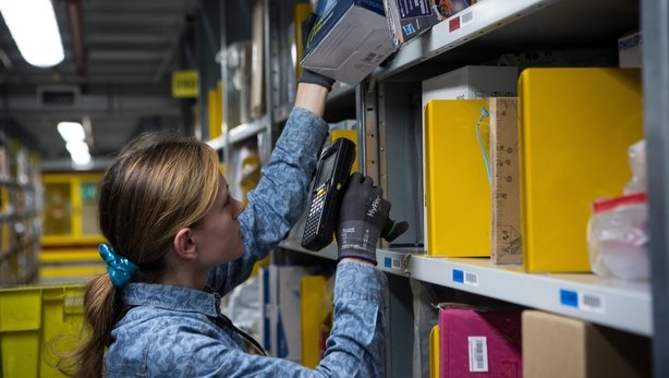 Amazon is piloting new automated packing machines at its warehouses