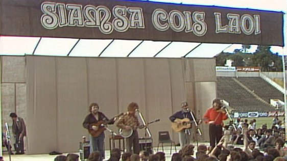 The Dubliners at Siamsa Cois Lee
