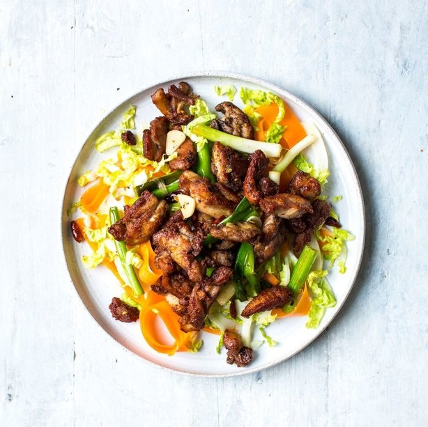 Szechuan Chicken Salad