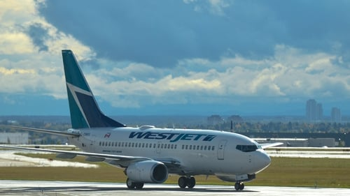 The new WestJet service between Toronto and Dublin Airport will operate on its Boeing 737 MAX planes