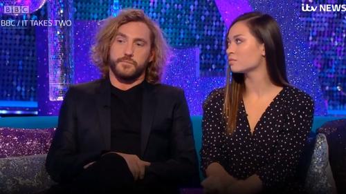Strictly: I am no victim, says Seann Walsh's girlfriend