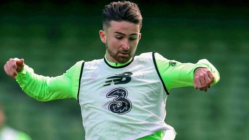 Sean Maguire: 'It's been a frustrating year'