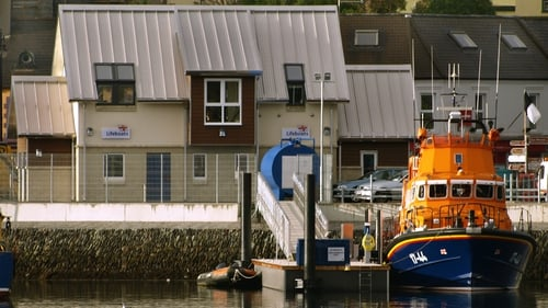 The Castletownbere Lifeboat is assisting in the search for a missing fisherman