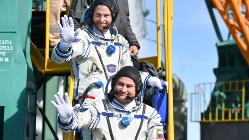 Soyuz demonstrates finesse in flight and failure