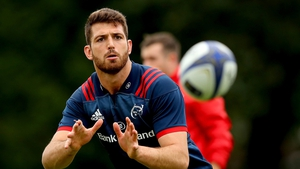 """Jean Kleyn said he was """"ecstatic"""" to sign a new deal with Munster"""