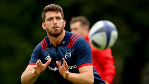 "Jean Kleyn said he was ""ecstatic"" to sign a new deal with Munster"
