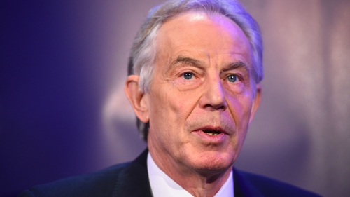 Former PM Tony Blair has been a vocal advocate of the UK remaining in the EU