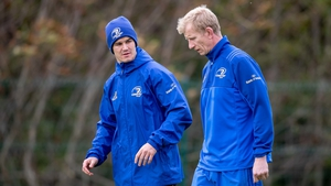 Jonathan Sexton returns to captain the Leinster side against Wasps