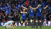 Leinster celebrate their 2018 Champions Cup success