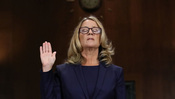 """While many see the result as a loss for the Me Too movement, Deborah says there is more to be taken from the hearing.  """"Dr. Ford. It&squot;s a big old sacrifice on her, isn&squot;t it? What she has effectively done is re-written the first line of her obituary to include her attacker&squot;s name and none of her achievements. That is a huge sacrifice.  """"Her name will be linked with his forever and nothing she has ever done or will do will be as lit up as the moment when he allegedly attacked her - so that&squot;s a big sacrifice.  """"On the face of it, it might seem that she has lost and Me Too lost but the fact that he was even questioned, the fact that he was in the dock in such a high profile way, the fact that it was clearly emotional for him, and the fact that he was not able to take up that position without having to answer serious questions - I think that is its own consequence.  """"It&squot;s not the consequence we would like, but it is a consequence that is making parent&squot;s face their sons and say, &squot;you must never do this, this may cause consequences now or later in your life."""""""