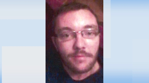 Andrew Keeley has been missing since 10 October