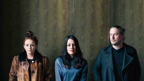 The Whileaways are nominated for Best Folk Group at the RTÉ Radio 1 Folk Awards