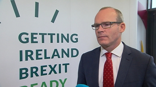 Ireland urges ratification of current Brexit deal