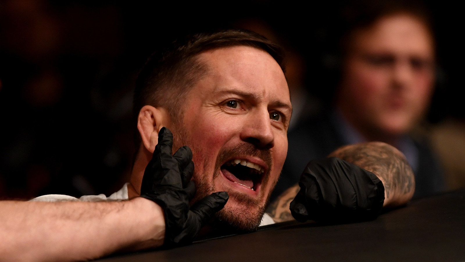 Image - IMMAA is headed up by McGregor's coach John Kavanagh