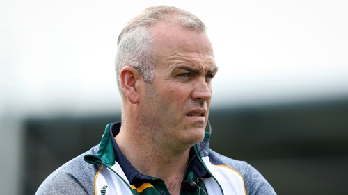 Kevin Martin managed Offaly in 2018 but couldn't prevent them slipping into the Joe McDonagh Cup