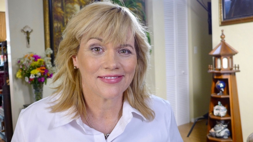 Samantha Markle to talk about her half sister Meghan on Ray D'Arcy Show