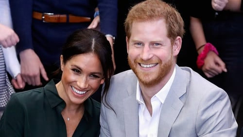 Image result for The Duke and Duchess of Sussex, Gives Birth to a Boy