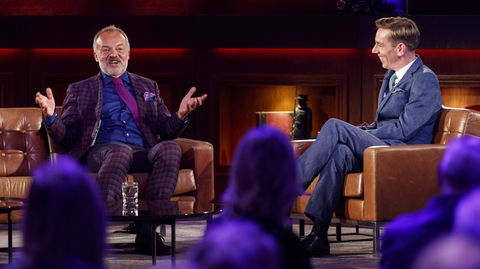 Graham Norton | The Late Late Show