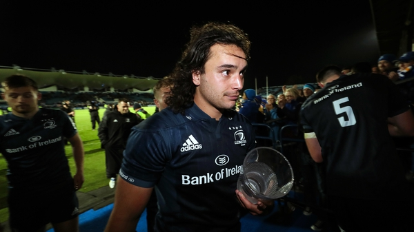 James Lowe earned the Man of the Match award for his performance against Wasps in the Champions Cup opener