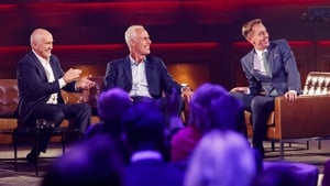 Barry McGuigan and Mick McCarthy speaking with Ryan Tubridy