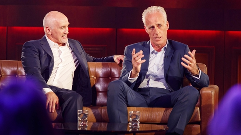 Mick McCarthy and Barry McGuigan | The Late Late Show