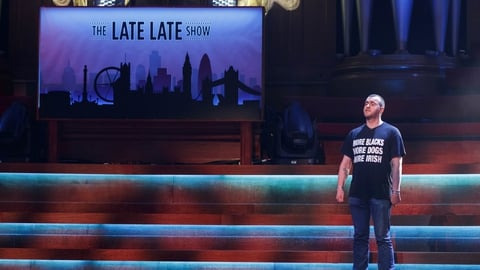 Stephen James Smith | The Late Late Show