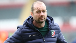 Geordan Murphy's Leicester Tigers side travel to Belfast this weekend