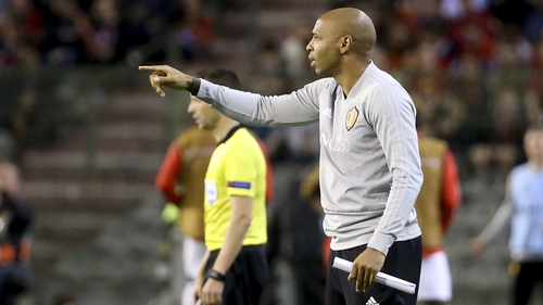 Thierry Henry delighted being named new coach of Montreal Impact