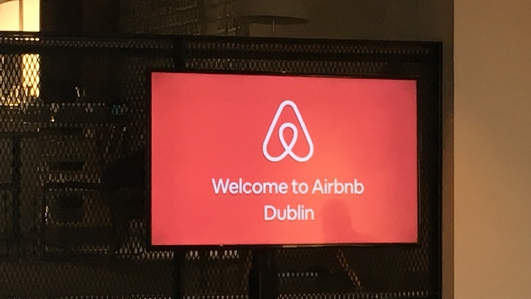 395 inquiries under laws restricting Airbnb lettings in Dublin