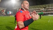 Rory Best will become record appearance maker in Europe