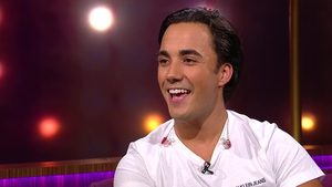 "Jake Carter - ""I didn't realise at the time, but maybe I must have been smitten by her then"""