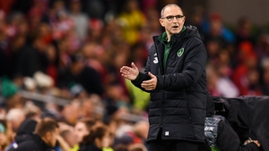 Martin O'Neill is looking ahead to the Wales match after a positive result against Denmark