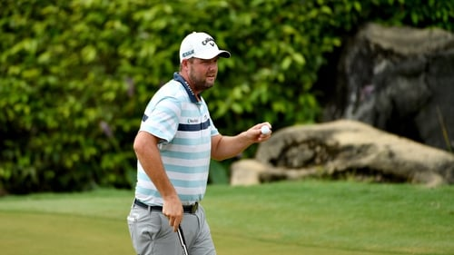 Marc Leishman claimed his fourth PGA Tour victory in his first start of the new season at the $7m co-sanctioned tournament.