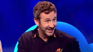 "Chris O'Dowd - ""I am a little embarrassed to be honest"" Screengrab: The Last Leg/Channel 4"