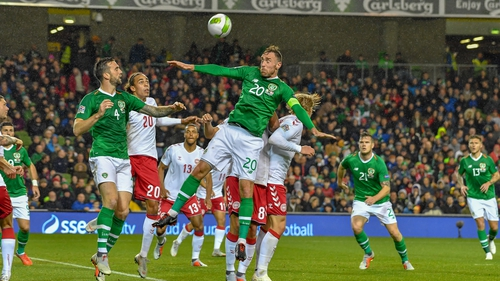 Richard Keogh led by example as Ireland kept a clean sheet against Denmark