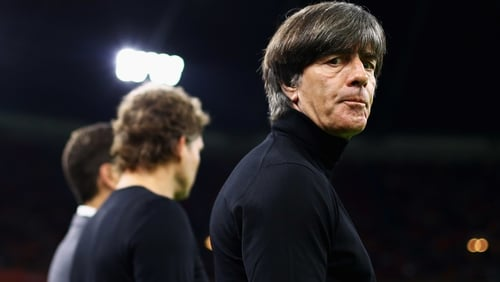 Joachim Loew contract with Germany runs until 2022