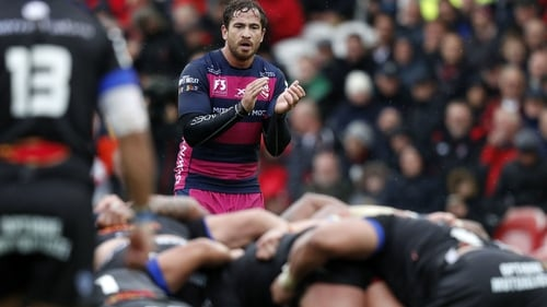 Cipriani will be hoping for an England call-up following a strong performance