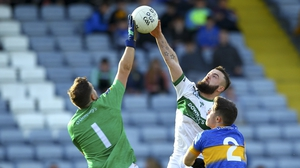 Ricky Maher scored two goals for Portlaoise as they claimed an eleventh title in 12 years