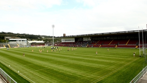 Pairc Esler hosted the Down SFC final this afternoon