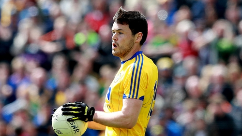 Donie Shine scored 1-07 for the winners
