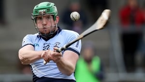 Dowling lets fly in his club's colours