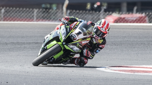 Jonathan Rea is a 91 points clear in the World Superbike Championship standings