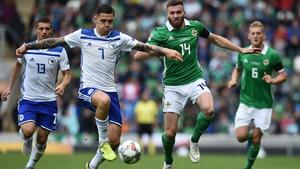 Bosnia won in Belfast the last time these teams met