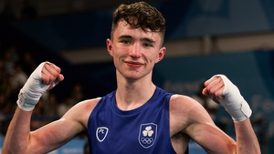 Dean Clancy eased past the challenge of Hichem Maouche