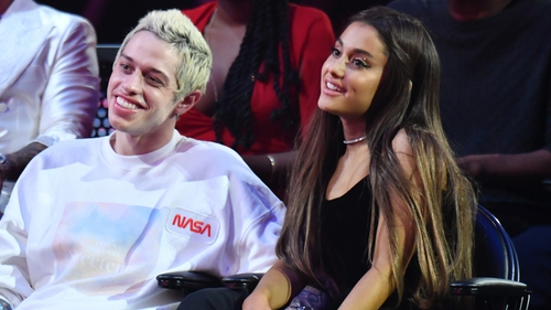 Pete Davidson Breaks Silence on Ariana Grande Split
